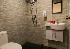 Oyo 104 Golden Suit Hotel - กัวลาลัมเปอร์ - ห้องน้ำ