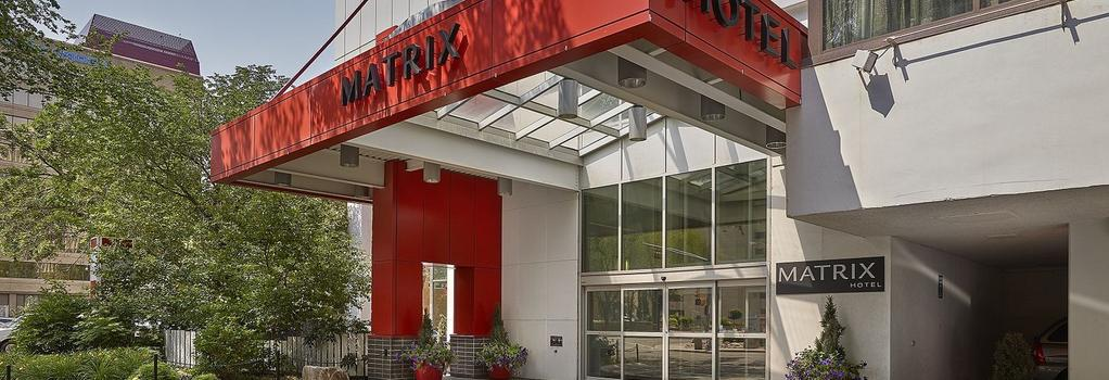 Matrix Hotel - Edmonton - Building