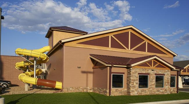Dakotah Lodge - Sioux Falls - Building