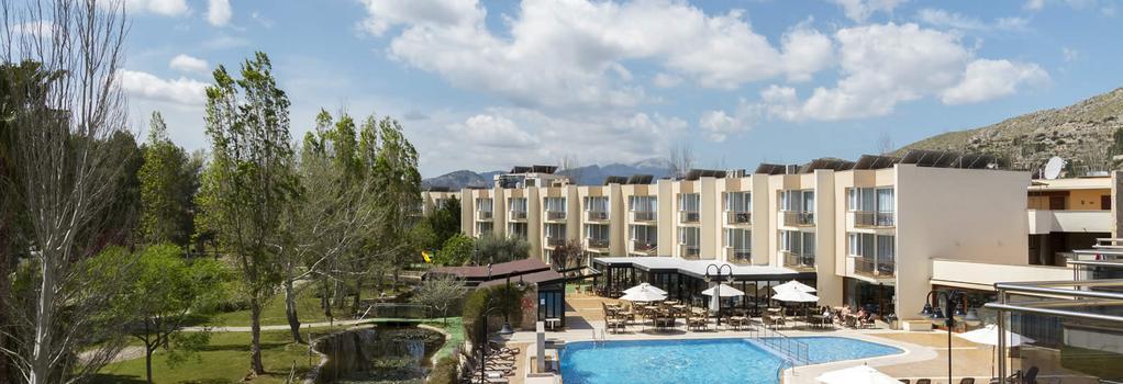 Aparthotel Duva Convention Center & Spa - Port de Pollença - Building
