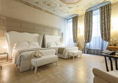 Firenze Number Nine Wellness Hotel - ฟลอเรนซ์ - ห้องนอน