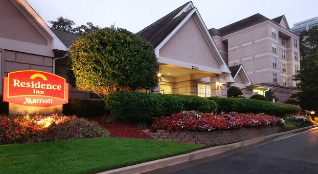Residence Inn by Marriott Atlanta Buckhead Lenox Park - Atlanta - Building