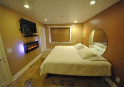 Hyde Park Hotel - แทมปา - ห้องนอน