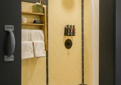 Ace Hotel Pittsburgh - พิตต์สเบิร์ก - ห้องน้ำ