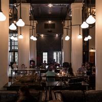 Ace Hotel Lobby Lounge