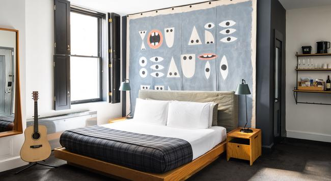 Ace Hotel - New York - Bedroom