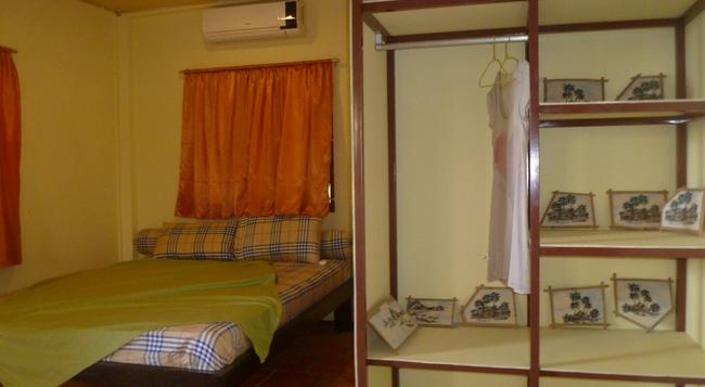 Coasters Resort&Spa - Sihanoukville - Bedroom