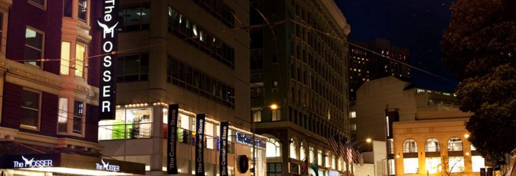 The Mosser Hotel - San Francisco - Building