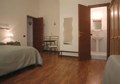 Napolibed - เนเปิลส์ - ห้องนอน