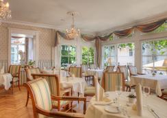 Seetelhotel Hotel Esplanade - เอียร์ริงดอร์ฟ - ร้านอาหาร