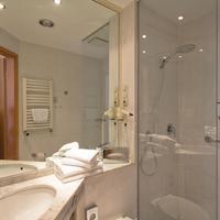 Seetelhotel Pommerscher Hof Badezimmer