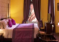 พระยาพาลาซโซ่ - กรุงเทพฯ - ห้องนอน