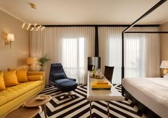 Brown Beach House by Brown Hotels - เทลอาวี - ห้องนอน