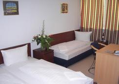 Hotel Arrival - เบอร์ลิน - ห้องนอน