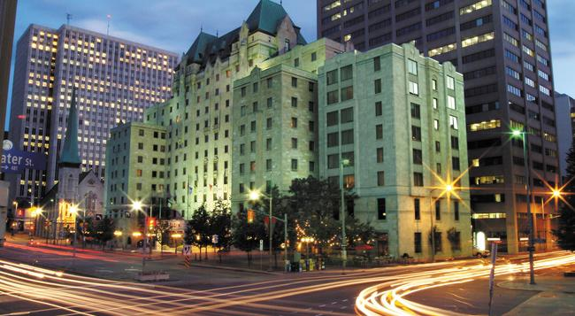 Lord Elgin Hotel - Ottawa - Building