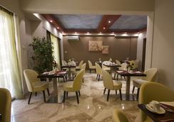Ambrosia Suites & Aparts - เอเธนส์ - ร้านอาหาร