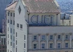 Clift - ซานฟรานซิสโก - อาคาร