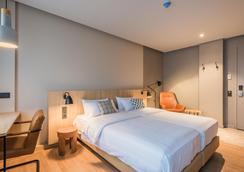 Urban Lodge Hotel - อัมสเตอร์ดัม - ห้องนอน