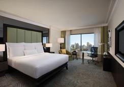 โรงแรมเจดับบลิวแมริออท กรุงเทพ - กรุงเทพฯ - ห้องนอน