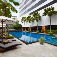 JW Marriott Hotel Bangkok Health club