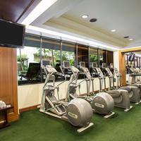 JW Marriott Hotel Bangkok Gym