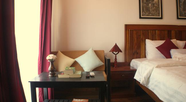 Asanak D'Angkor Boutique Hotel - Siem Reap - Building