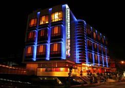 Hotel Apex Intercontinental - ชัยปุระ - วิวภายนอก