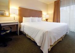 iStay Hotel Ciudad Juarez - ซิอูแดด จอเรซ - ห้องนอน