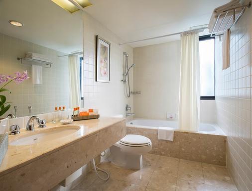 ชาเทรียม เรสซิเดนซ์ สาทร กรุงเทพฯ - กรุงเทพมหานคร - ห้องน้ำ