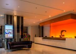 โรงแรมชาเทรียม ริเวอร์ไซด์ กรุงเทพฯ - กรุงเทพมหานคร - ล็อบบี้
