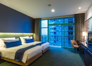 โรงแรมชาเทรียม ริเวอร์ไซด์ กรุงเทพฯ