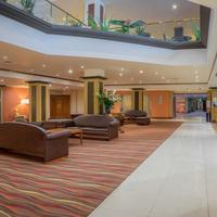 Hilton Blackpool Hotel Lobby