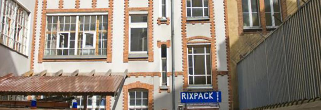 Rixpack Hostel - Berlin - Building