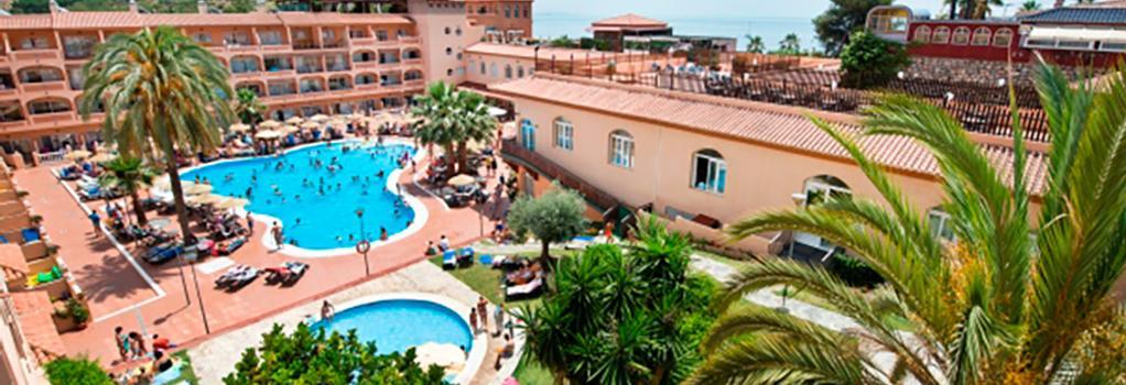 Hotel Bahía Tropical - Almuñecar - Building