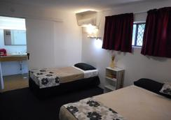 Siesta Villa Motor Inn - Gladstone - ห้องนอน