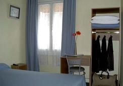 Hotel Normandie Le Mans Centre Gare - เลอ ม็อง - ห้องนอน