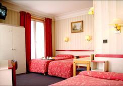 Avenir Hotel Montmartre - ปารีส - ห้องนอน