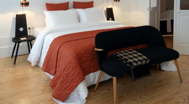 Rosa Et Al Townhouse - Porto - Bedroom
