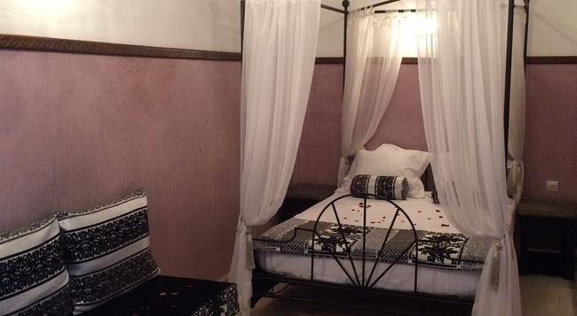Riad Dar Palmyra - Marrakesh - Bedroom