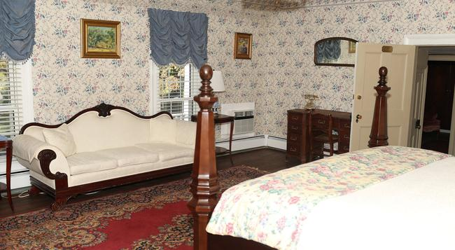 Prospect Hill Plantation Inn - Charlottesville - Bedroom