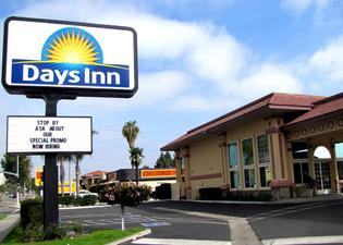 Days Inn Anaheim Near Convention Center