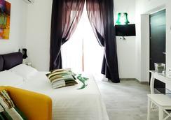 Etna Suite Rooms - คาตาเนีย - ห้องนอน