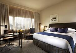 โรงแรมแมนดาริน ออร์ชาร์ด สิงคโปร์ - สิงคโปร์ - ห้องนอน