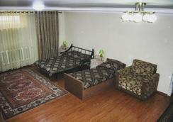 The Zhibek-Zholu Guest House - บิชเคก - ห้องนอน