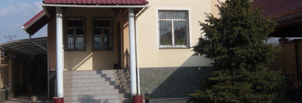 The Zhibek-Zholu Guest House - Bishkek - Building