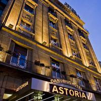 Danubius Hotel Astoria City Center Exterior