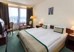 Hotel Hungaria City Center - บูดาเปสต์ - ห้องนอน