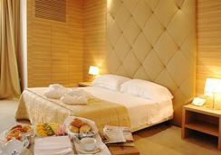 Hotel Area - โรม - ห้องนอน