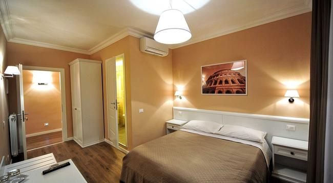 Rim Rooms - Rome - Bedroom