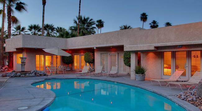 La Joya Inn - Palm Springs - Building